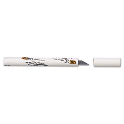 Pentel® Premium Hi-Polymer® Lead Refills