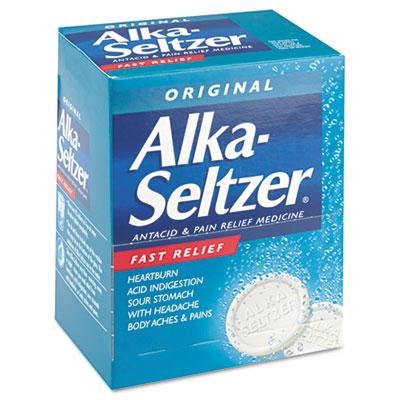 Alka-Seltzer® Antacid & Pain Relief Medicine