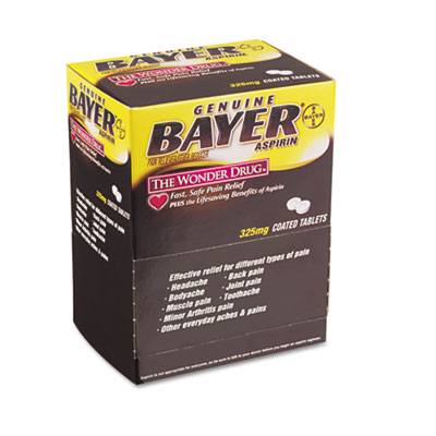 Bayer® Aspirin Tablets