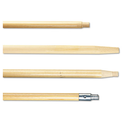 Boardwalk® Tapered End Hardwood Broom Handle