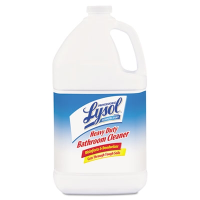 Professional LYSOL® Brand Disinfectant Heavy-Duty Bathroom Cleaner