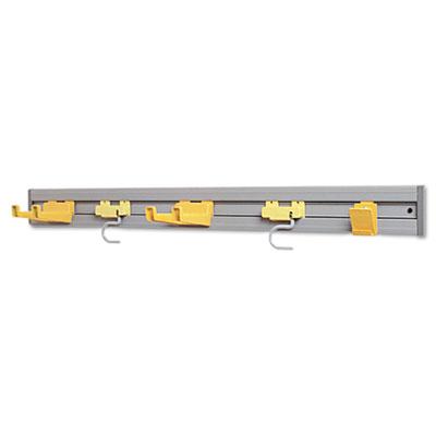 Rubbermaid® Commercial Closet Organizer/Tool Holder Kit