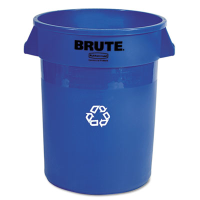Rubbermaid® Commercial Brute® Recycling Container