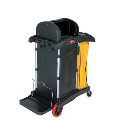 Rubbermaid® Commercial High-Security Healthcare Cleaning Cart