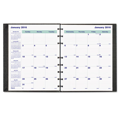 Blueline® MiracleBind™ CoilPro™ 17-Month Planner