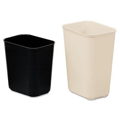 Rubbermaid® Commercial Fiberglass Wastebasket