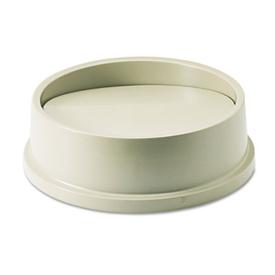 Rubbermaid® Commercial Untouchable® Round Swing Top Lid