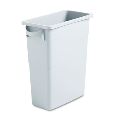 Rubbermaid® Commercial Slim Jim® Waste Container