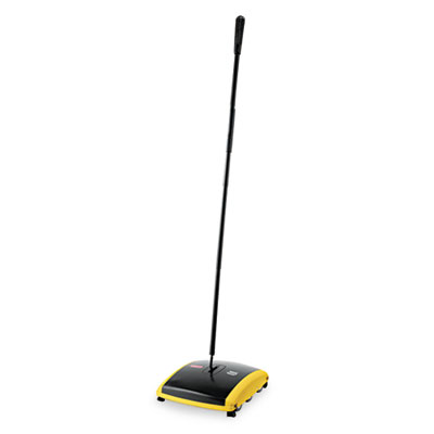 Rubbermaid® Commercial Dual Action Sweeper