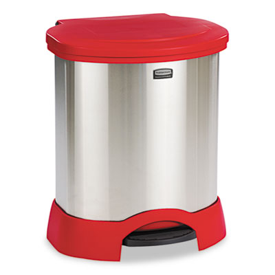 Rubbermaid® Commercial Step-On Container