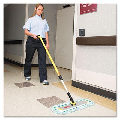 Rubbermaid® Commercial Microfiber Dust Pads