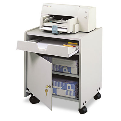 Safco® Office Machine Mobile Floor Stand