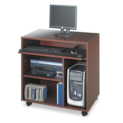Safco® Ready-to-Use Computer Desk
