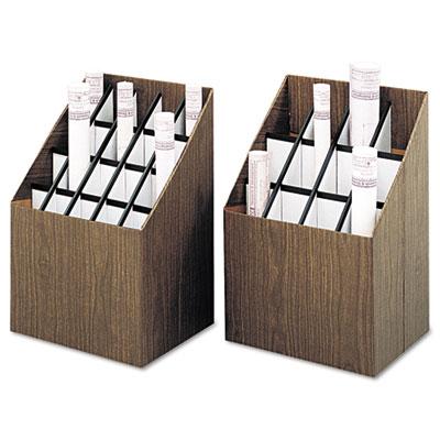 Safco® Corrugated Roll Files