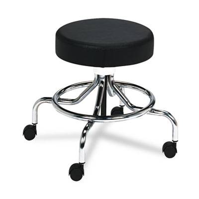 Safco® Screw Lift Stool with Low Base