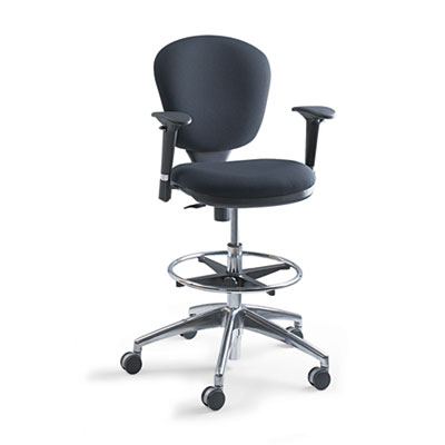 Safco® Metro™ Collection Extended-Height Chair