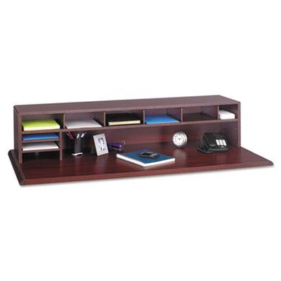 Safco® Low-Profile Desktop Organizer