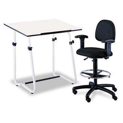 Safco® Vista Drawing Table Base