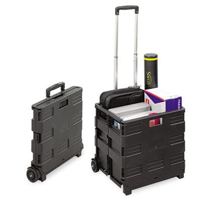 Safco® 1.2 Cu. Ft. Capacity Stow-Away® Crate