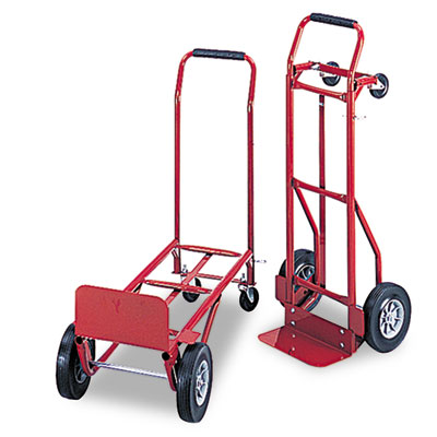Safco® Two-Way Convertible Hand Truck