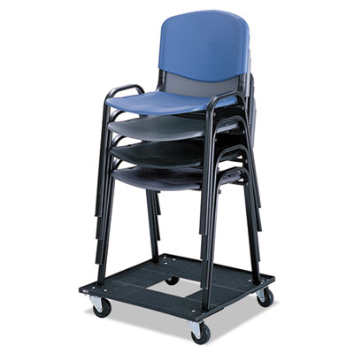 Safco® Stacking Chair Cart