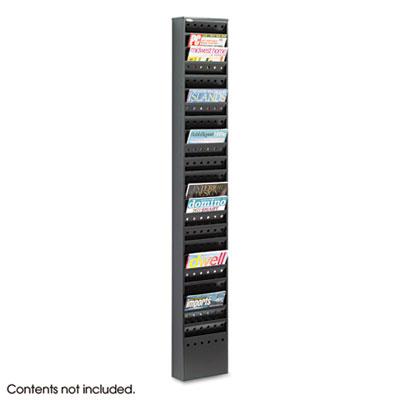 Safco® Steel Magazine Rack