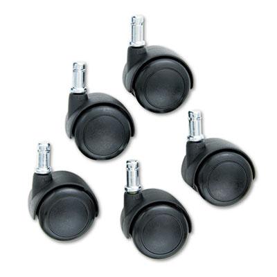 Safco® TaskMaster® Hard Floor Casters