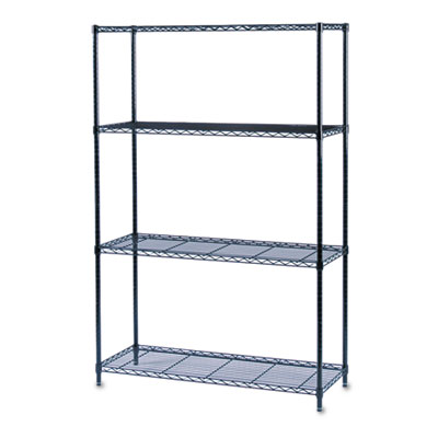 Safco® Commercial Wire Shelving