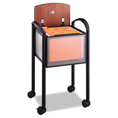 Safco® Impromptu® Locking File Cart