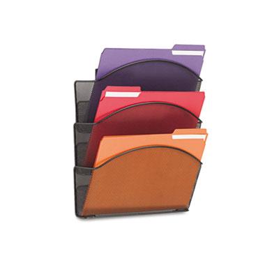 Safco® Onyx™ Mesh Wall Pockets