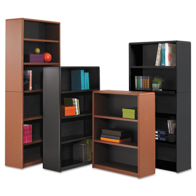 Safco® Value Mate® Series Metal Bookcases