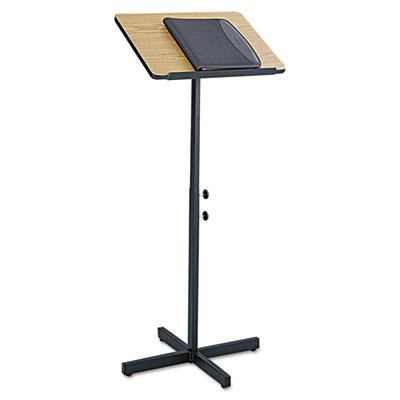Safco® Adjustable Speaker Stand
