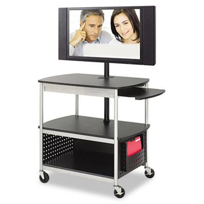 Safco® Scoot™ Flat Panel Multimedia & AV Carts
