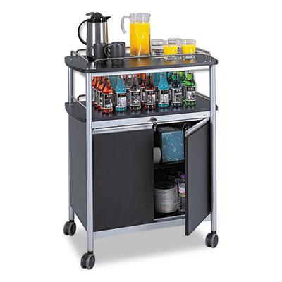 Safco® Mobile Beverage Cart