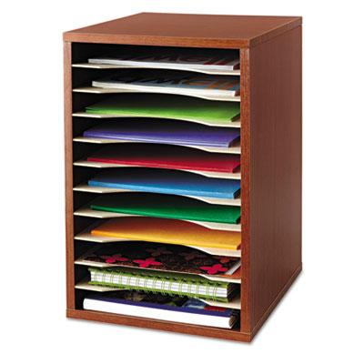 Safco® Vertical Desktop Sorter