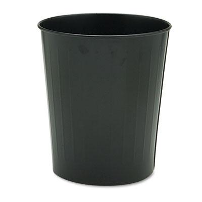 Safco® Round Wastebaskets