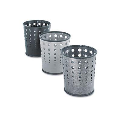 Safco® Bubble Wastebasket