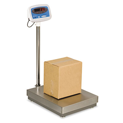 Brecknell S100 -- 300 lb Capacity Bench/Floor Scale