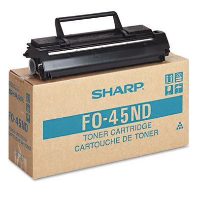 Sharp® FO45ND Toner/Developer Cartridge