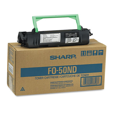 Sharp® FO50ND Toner/Developer Cartridge