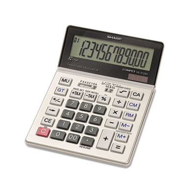 Sharp® VX2128V Commercial Desktop Calculator