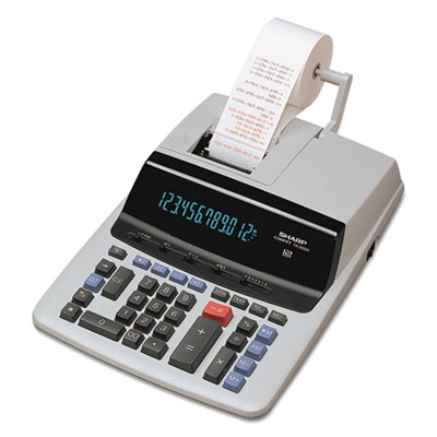 Sharp® VX2652H 12-Digit Heavy-Duty Commercial Printing Calculator