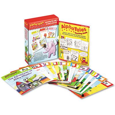 Scholastic AlphaTales