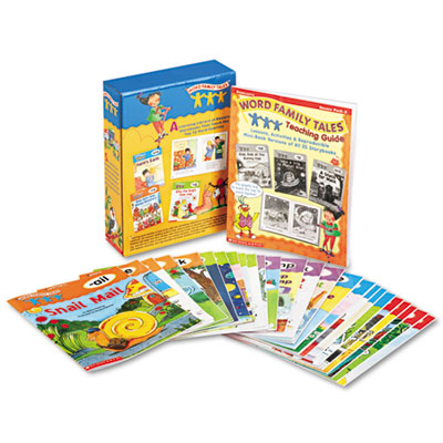 Scholastic Word Family Tales
