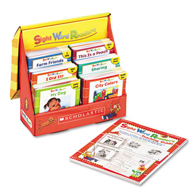 Scholastic Sight Word Readers