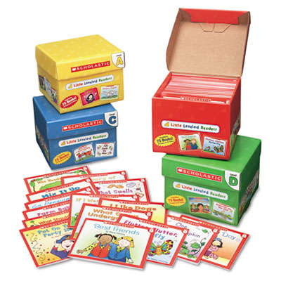 Scholastic Little Leveled Readers