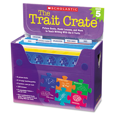 Scholastic The Trait Crate