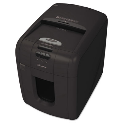 Swingline® Stack-and-Shred™ 100X Super Cross-Cut Shredder