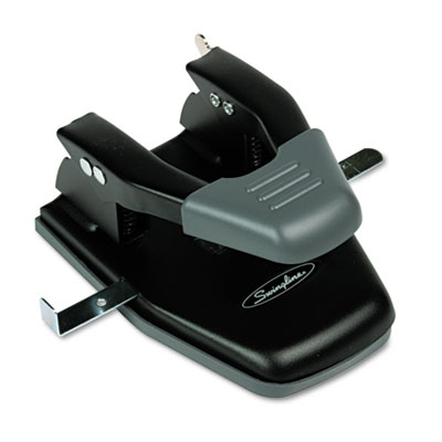 Swingline® Comfort Handle Two-Hole Punch