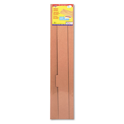 Trend file n save system trimmer dividers
